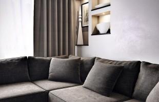 Дизайн-проект для трёхкомнатной квартиры 150 кв. м. 4