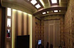 фигурные и натяжные потолки в Балашихе
