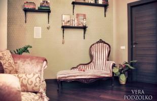 Дизайн проект однокомнатной квартиры-5