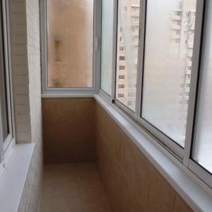 Отделка балкона в Балашихе