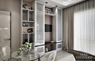 Дизайн-проект двухкомнатной квартиры6