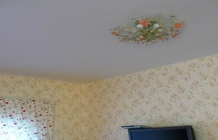 белый матовый натяжной потолок в балашихе(8)