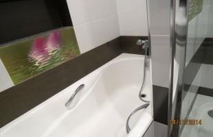 стандартный ремонт ванны и санузла в Балашихе