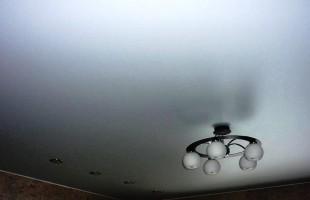 белый матовый натяжной потолок в балашихе(10)