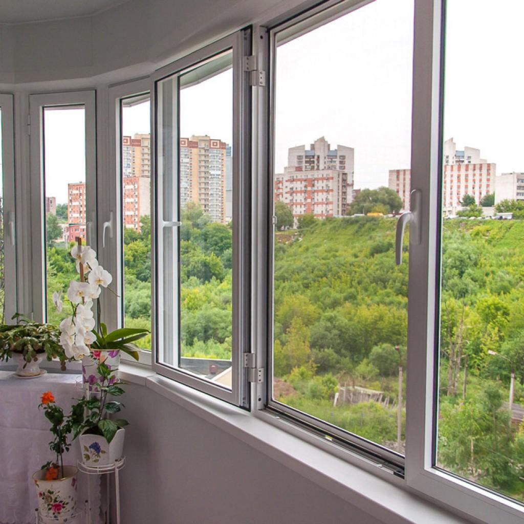 Остекление лоджий и балконов в минске - цены, фото.