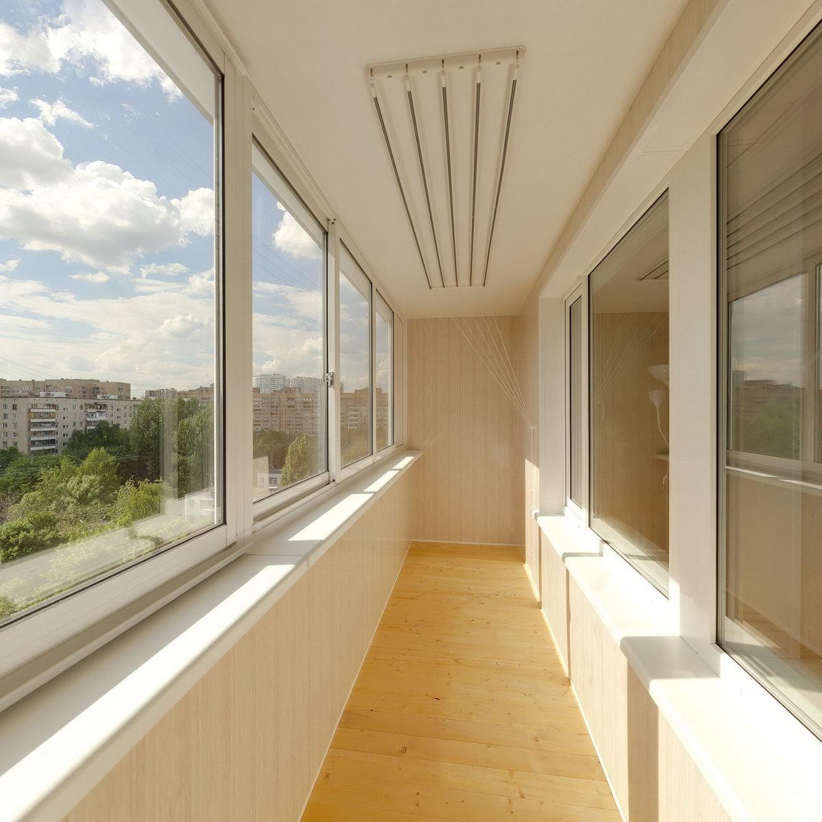 Новый балкон цена.