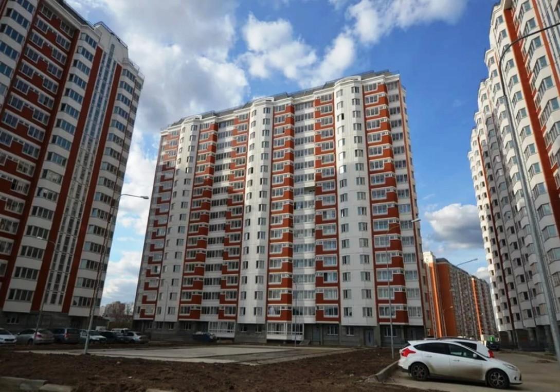 мортон новостройки московская область