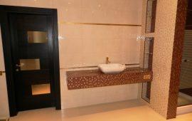 ремонт ванной комнаты и санузла в коттедже в Долгопрудном (2)