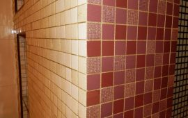 ремонт ванной комнаты и санузла в коттедже в Долгопрудном (5)