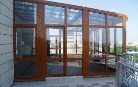 услуги остекления.Пластиковые окна в Балашихе (2)