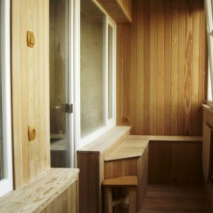 утепление балконов и лоджий в Балашихе