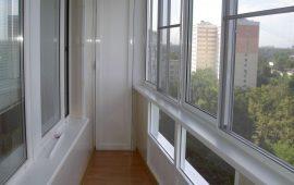 остекление балкона в Балашихе (3)