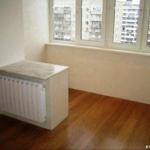 объединение балкона с кухней и комнатой в Балашихе