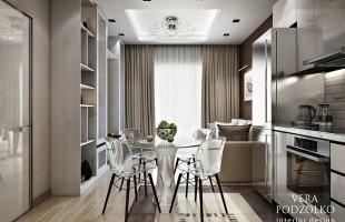 Дизайн-проект двухкомнатной квартиры3