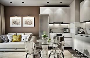 Дизайн-проект двухкомнатной квартиры1