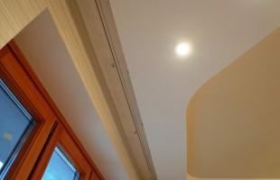 подвесные и натяжные потолки в Балашихе