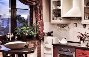 Дизайн проект однокомнатной квартиры-7
