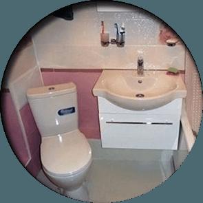 ремонт ванной и санузла в Балашихе