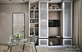 Дизайн-проект двухкомнатной квартиры2
