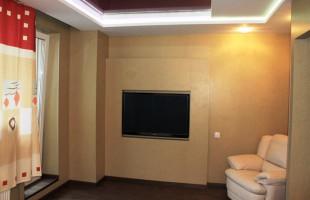 Евроремонт квартиры по проекту дизайнера в Балашихе