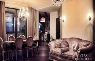 Дизайн проект однокомнатной квартиры-1