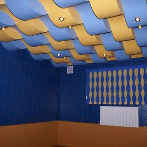 Многоуровневые потолки из гипсокартона в балашихе