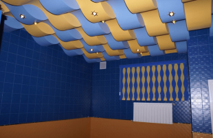 Многоуровневые потолки из гипсокартона в балашихе(3)