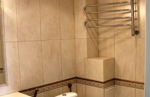 керамогранит в ванной комнате10