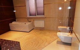 ремонт ванной комнаты и санузла в коттедже в Долгопрудном (7)