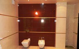 ремонт ванной комнаты и санузла в коттедже в Долгопрудном (3)