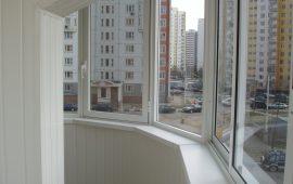 остекление балкона в Балашихе (2)