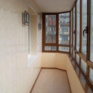 остекление балкона в Балашихе